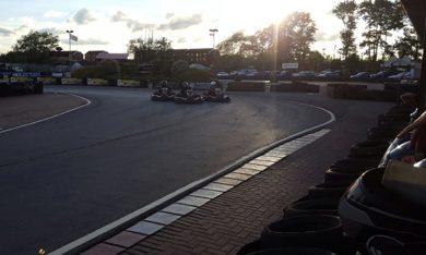 Emersons vs Telford Homes Go-Karting