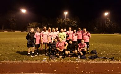 Emersons vs Telford Homes Charity Football Match 8th November 2017