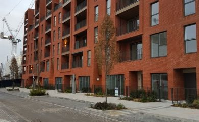 Colindale Gardens Update