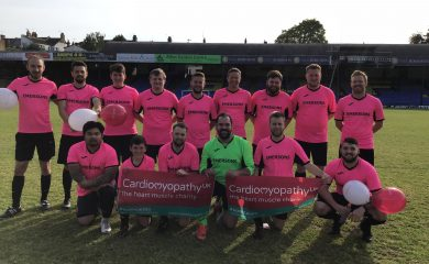 Emersons vs Rendezvous Charity Football Match 18/05/2018