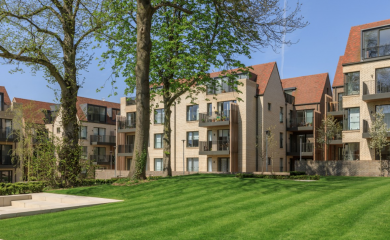 R B Emerson Complete Electrical Installation at Woodside Square Development.